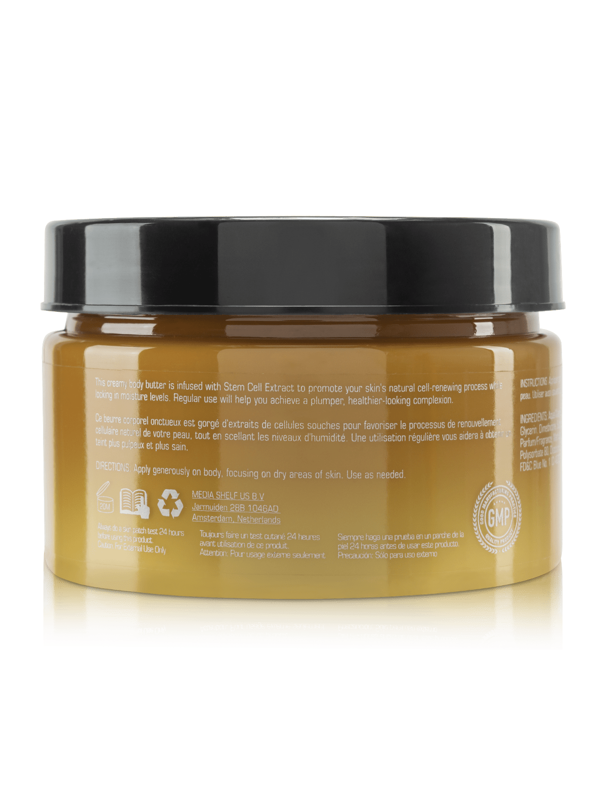 Stem Cell Body Butter back